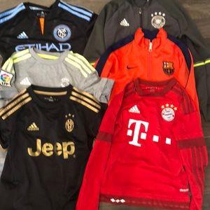 Other - Boys soccer bundle size s